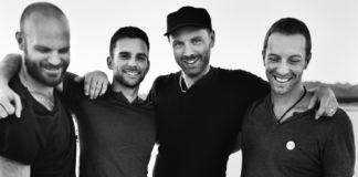Coldplay Press Pic 2014 - Foto: Anton Corbijn