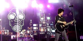 Green Day Manchester - Video-Snap