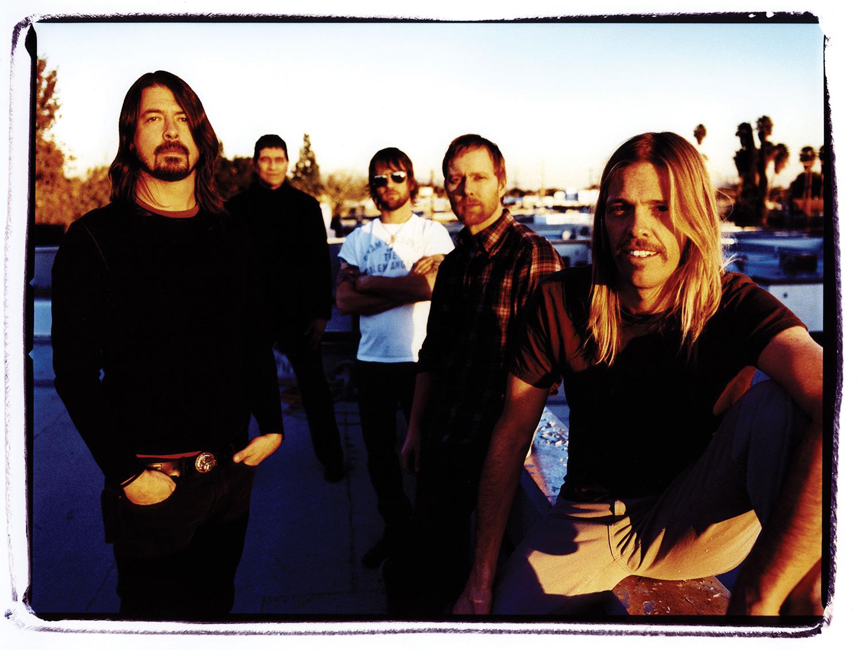 Foo Fighters Wasting Light 2011 - Foto: Steve Gullick