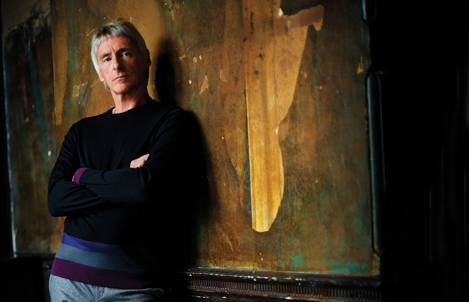 Paul Weller Press Picture 2015 - Foto: WMG