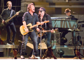 Bruce Springsteen 2007 Madrid - Foto: (c) SONY BMG