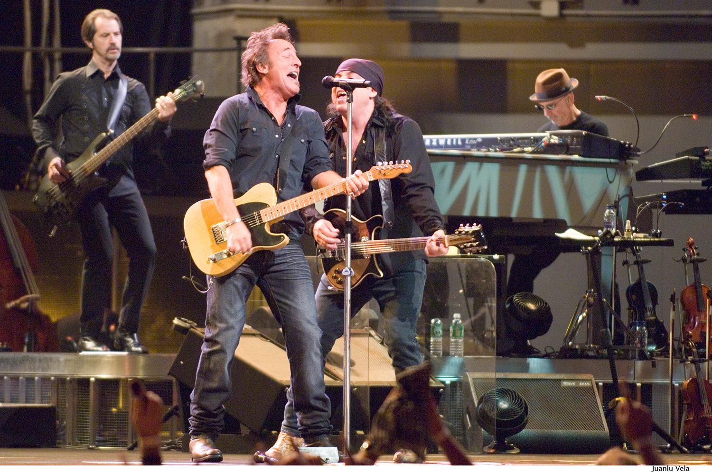 Bruce Springsteen 2007 Madrid - Foto: (c) SONY BMG