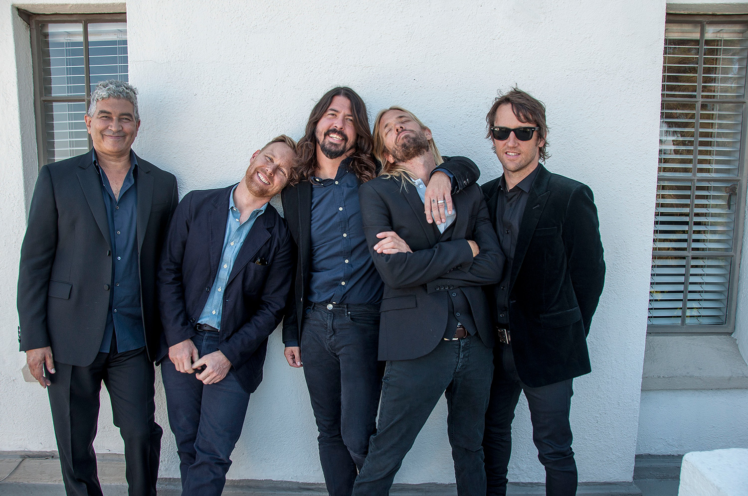 Foo Fighters 2014 - Foto: Ringo Starr