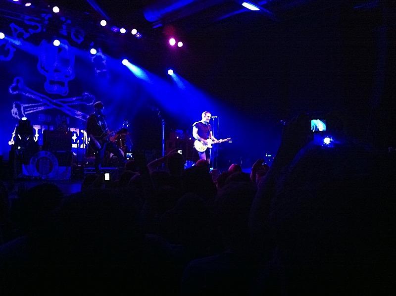 The Gaslight Anthem - Berlin 2012