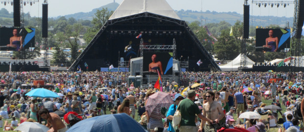 Glastonbury 2010