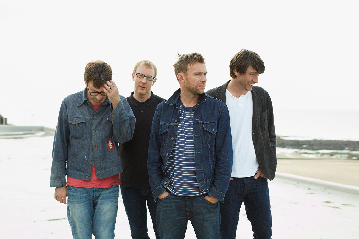 Blur Press - Foto: Linda Brownlee / Warner Music