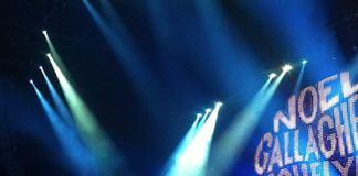 Noel Gallagher, Berlin 2012