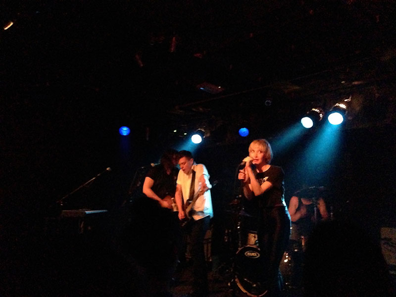 July Talk @ Magnet Club Berlin 2014