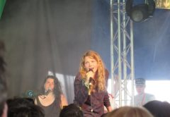 Glastonbury Festival 2014 - Kate Tempest