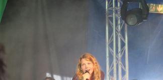 Glastonbury Festival 2014 - Kate Tempest