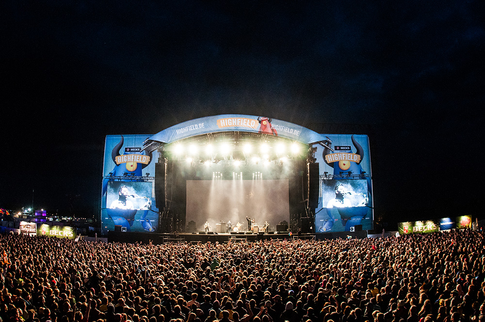 Highfield-Festival 2015