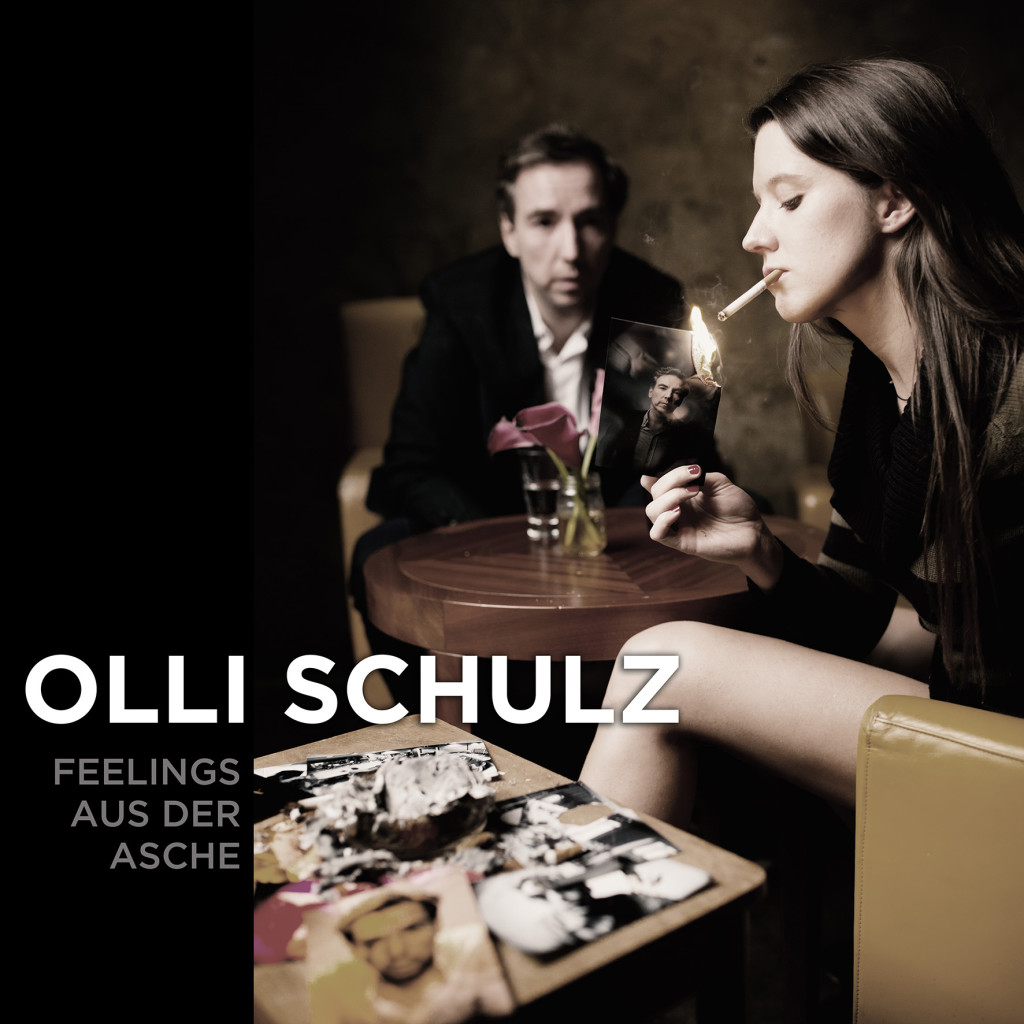 "Olli Schulz - ""Feelings aus der Asche"""