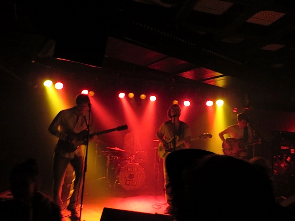 Chuckamuck @ Magnet Club Berlin 2015