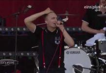 Kraftklub - Rock am Ring 2015