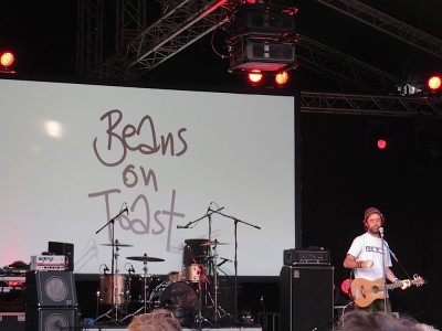 Glastonbury 2015 - Beans on Toast