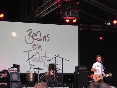 Glastonbury 2015 - Beans on Toast