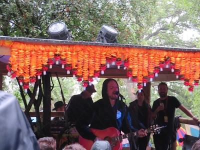 Glastonbury 2015 - Frank Turner at Strummerville