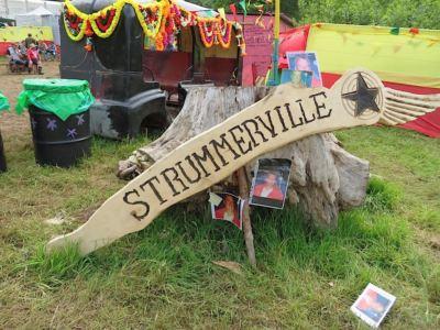 Glastonbury 2015 - Strummerville
