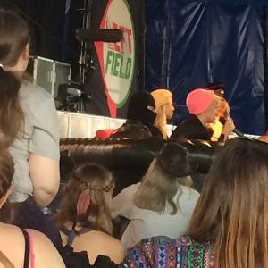 Glastonbury 2015 - Pussy Riot at Leftfield