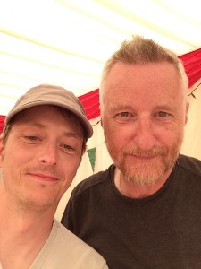 Glastonbury 2015 - Billy Bragg