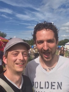 Glastonbury 2015 - Frank Turner