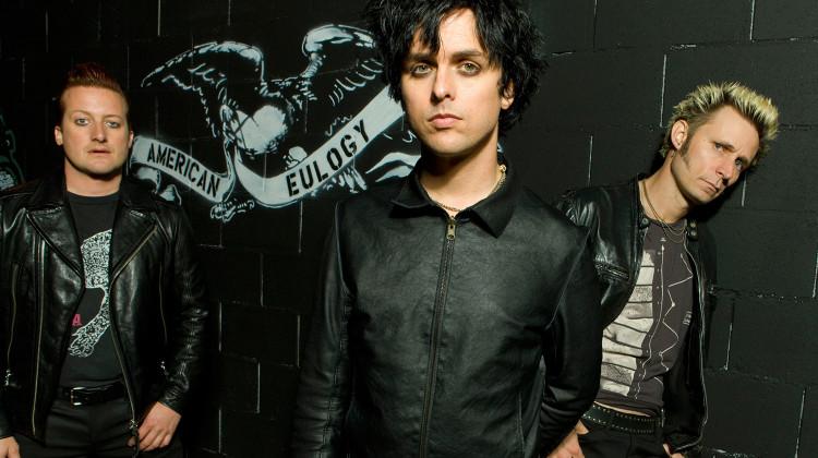 Green Day - Foto: Marina Chavez