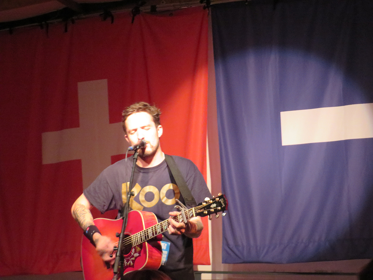 Frank Turner - Escobar, Berlin 2015