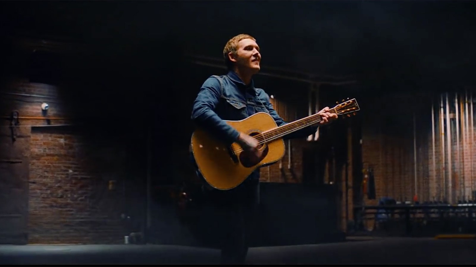 Brian Fallon - Wonderful Life Video Snap