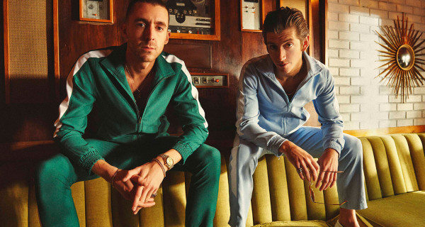The Last Shadow Puppets - Photo: Zackery Michael