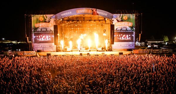 Highfield-Festival 2015 - Foto: Malte Schmidt