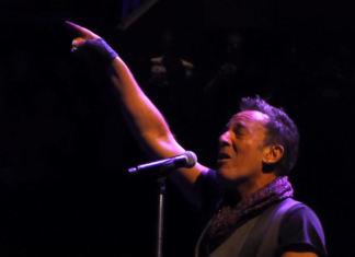 Bruce Springsteen - Purple Rain Videosnap