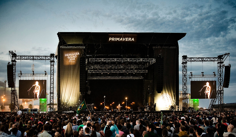 Primavera Sound Barcelona Credit: Eric Pamies