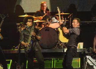 Bruce Springsteen - © Duncan Louw, Mobile Media / SONY Music