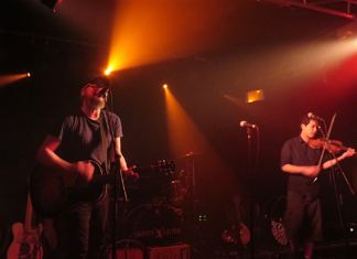 North Alone @ Cassiopeia, Berlin - 1.6.2016
