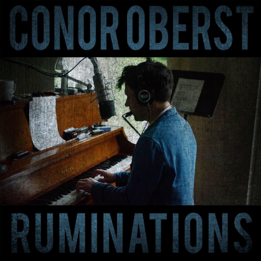 "Conor Oberst ""Ruminations"" Albumcover"