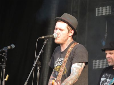 Brian Fallon - Highfield Festival 2016