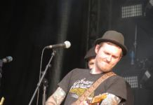 Brian Fallon - Foto: common-tales.com