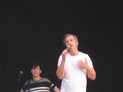 Olli Schulz - Highfield Festival 2016