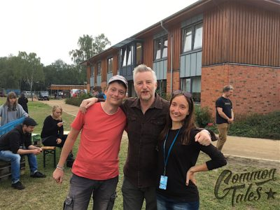 Billy Bragg meets Common Tales