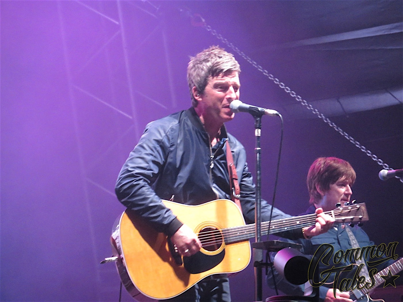 Noel Gallagher @ A Summer's Tale 2016