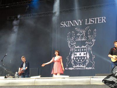Skinny Lister - Highfield Festival 2016