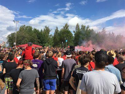 Schmutzki - Highfield Festival 2016