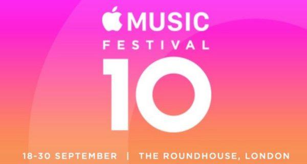Apple Music Festival 2016