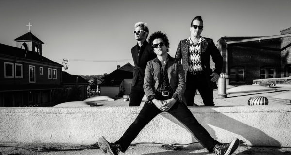 Green Day - Photo: Frank Maddocks