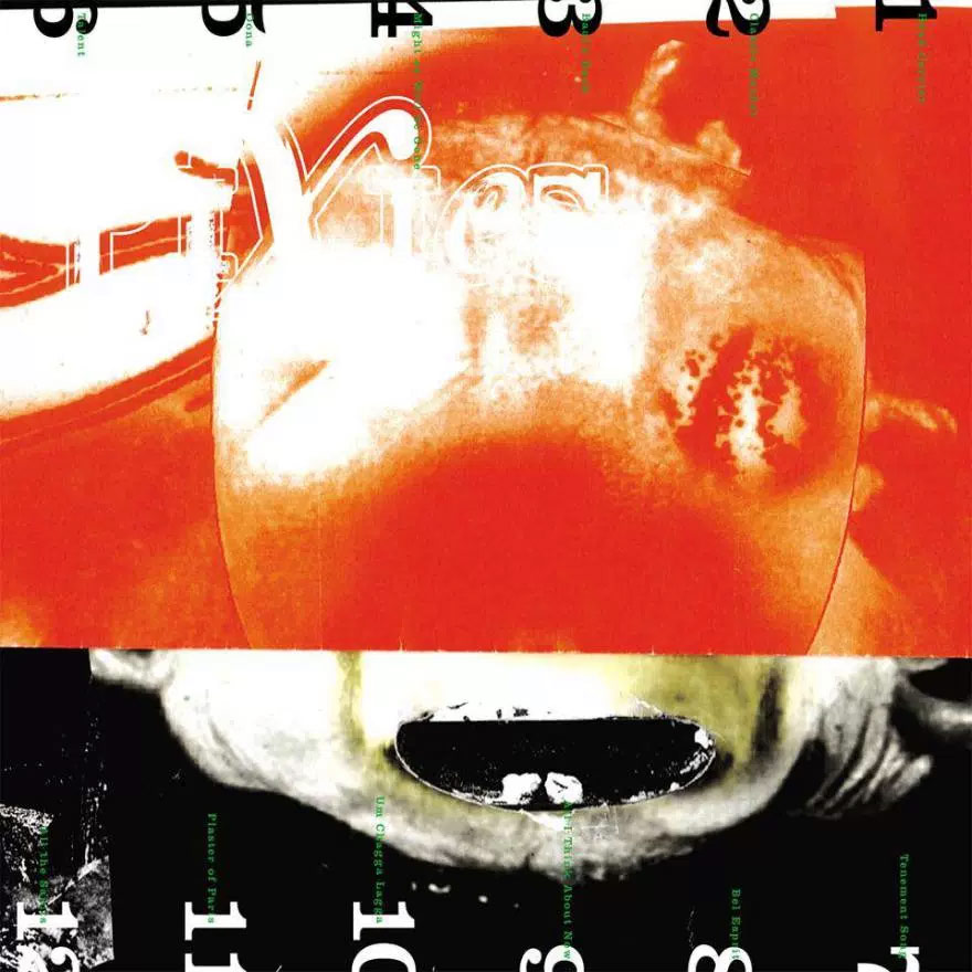 "Pixies ""Head Carrier"" Album"