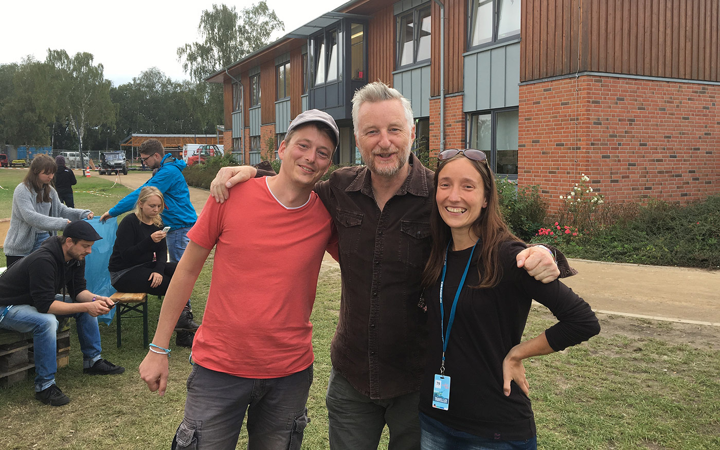 Billy Bragg meets common-tales