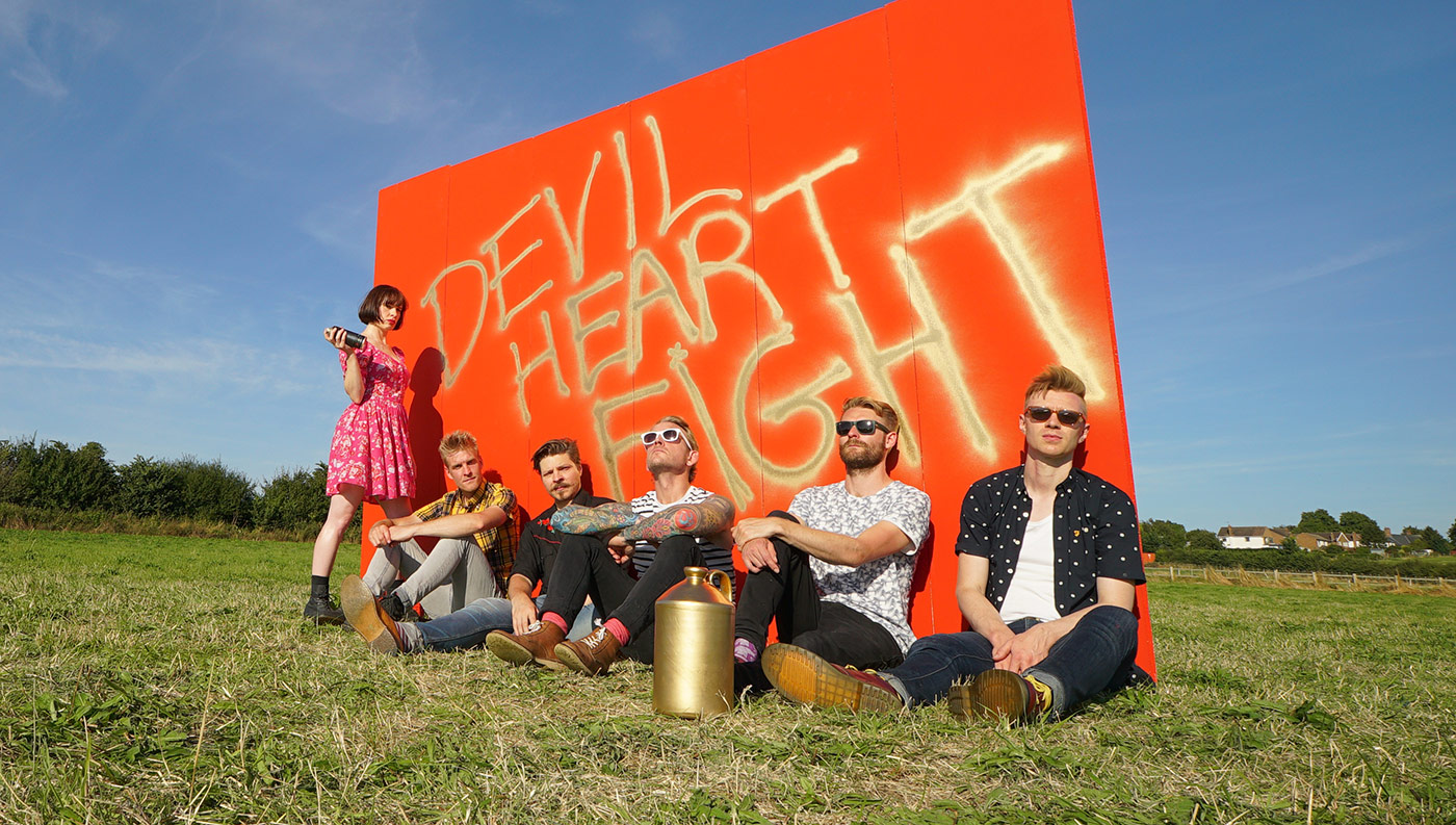 Skinny Lister - The Devil, the heart & the fight