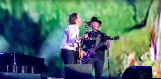 Desert Trip 2016 - Paul McCartney & Neil Young Video Still