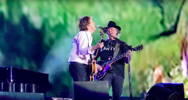 Desert Trip 2016 - Paul McCartney & Neil Young