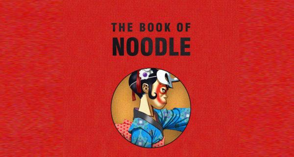 Gorillaz - The Book Of Noodle